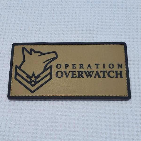 Operation Overwatch PVC Patch