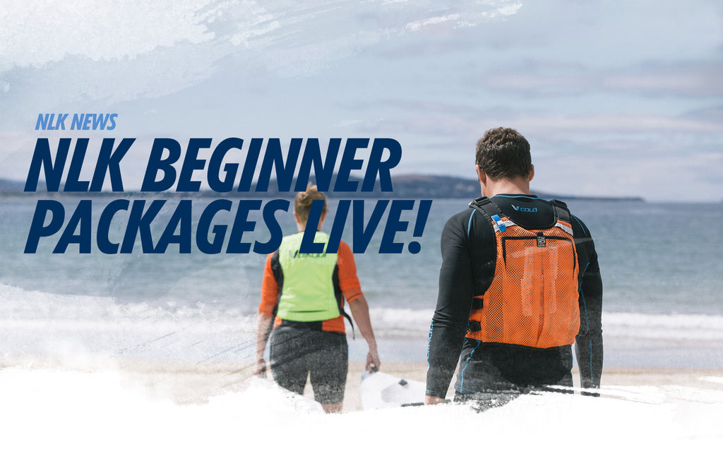 NLK Beginner Kayak and Coaching Packages now Live!