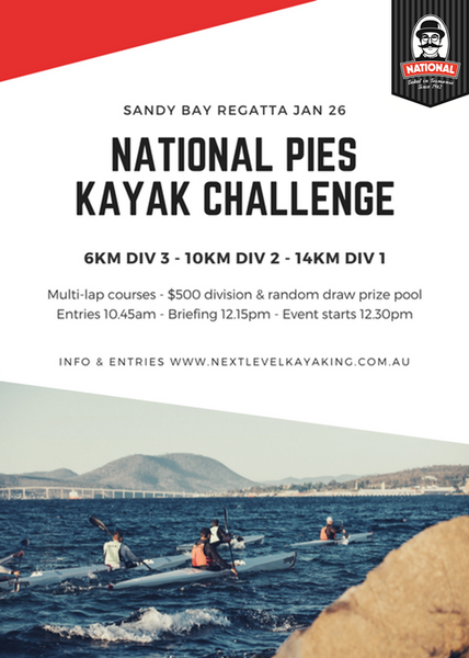 2019 National Pies Kayak Challenge
