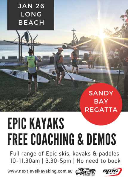 Epic Kayaks Come & Try