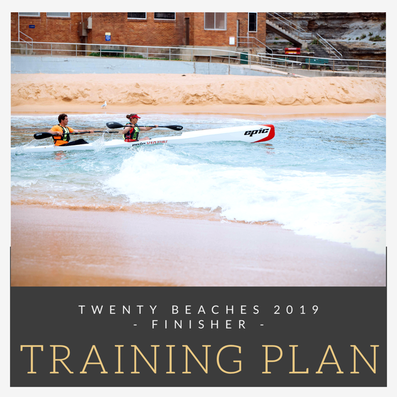 20 Beaches Training Plan - Finisher