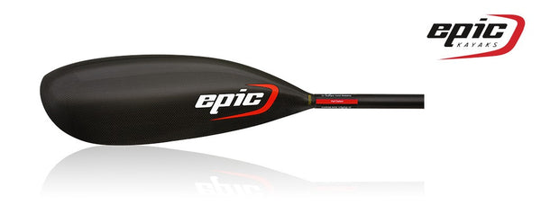 Epic Full Carbon Mid Wing Paddle 205-215cm - Next Level Kayaking - Hobart Australia Tasmania