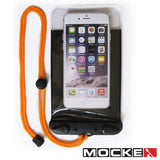 Mocke XL Mobile Phone Cover Waterproof Next Level Kayaking Hobart Australia Paddling Tasmania Canoe Safety