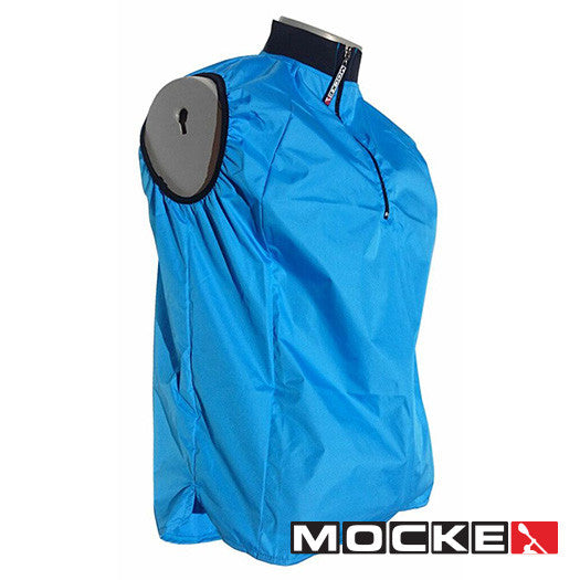Mocke Windbreaker Blue