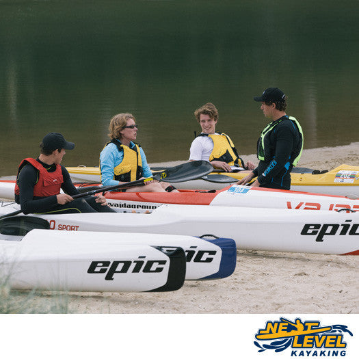 Next Level Kayaking's Beginner Paddler Training Coaching Hobart Tasmania