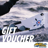 Next Level Kayaking's Gift Vouchers are the ideal present for Australian Paddlers