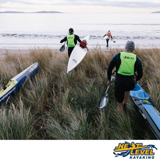 Adventure Paddles Group Training Tasmania