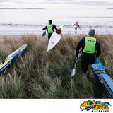 Next Level Kayaking's Paddle Progress Development Group Training Hobart Tasmania