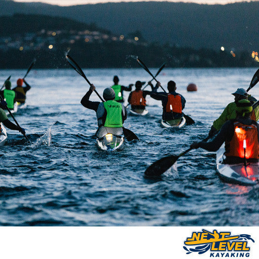 Next Level Kayaking Ocean Ski Safety Course Hobart Tasmania
