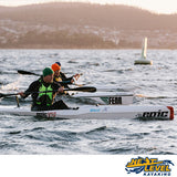 Downwind Surfski Lesson Next Level Kayaking Tasmania