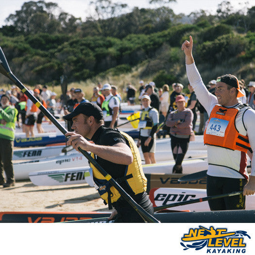 Next Level Kayaking provides statewide Kayak and Ski hire for Tasmanian Race Events