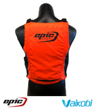 Vaikobi - Epic V3 High Vis Ocean Racing PFD - Orange