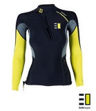 Enth Degree Fiord LS Paddling Top Women Next Level Kayaking Shop Hobart Australia Tasmania High Visibility Coaching