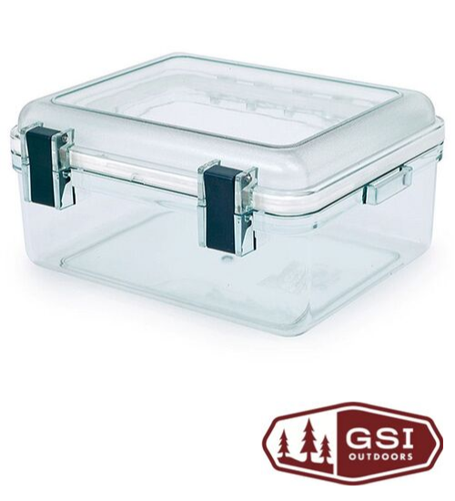 GSI Large Lexan Utility Box - Next Level Kayaking - Hobart Australia Tasmania Waterproof