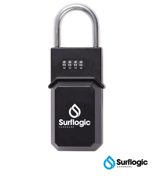Surflogic Key Security Lock Box - Standard - Next Level Kayaking - Hobart Australia Tasmania Paddling Coaching