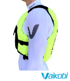 Vaikobi VXP Race PFD - Fluro Yellow/Black - Next Level Kayaking Hobart Paddling Coaching