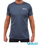 Vaikobi V OCEAN S/S UV PERFORMANCE PADDLING TOP - Gunmetal Grey - Next Level Kayaking - Hobart Tasmania Australia