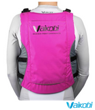 Vaikobi V3 Ocean Racing PFD - Pink/Grey - Next Level Kayaking - Hobart Tasmania Australia Paddling Coaching Shop
