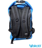 Vaikobi 25L Dry Back Pack - Cyan / Grey