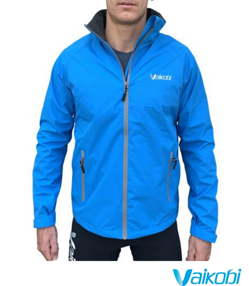 Vaikobi V Dry Lightweight Paddling Jacket - Cyan - Next Level Kayaking - Hobart Tasmania Australia
