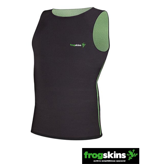 Frogskins Sleeveless Vest - Unisex - Next Level Kayaking - Hobart Paddling Coaching Shop Thermal