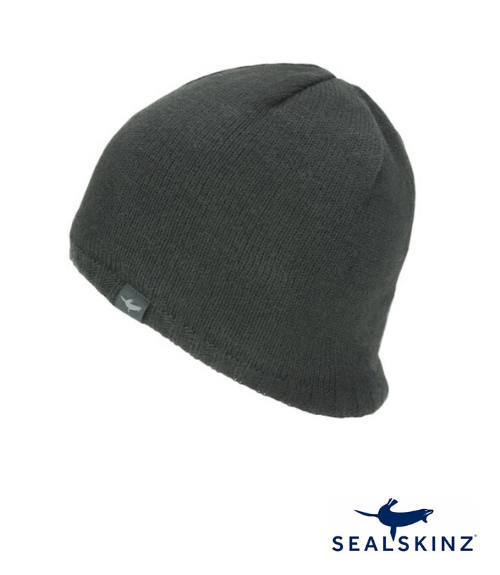 Sealskinz Waterproof Cold Weather Beanie - Next Level Kayaking - Hobart Tasmania Australia Paddling Coaching Shop