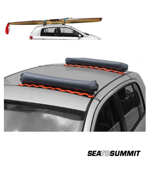 Sea To Summit Inflatable Pack Rack 2019 - Next Level Kayaking - Hobart Tasmania Australia Paddling Coaching Shop
