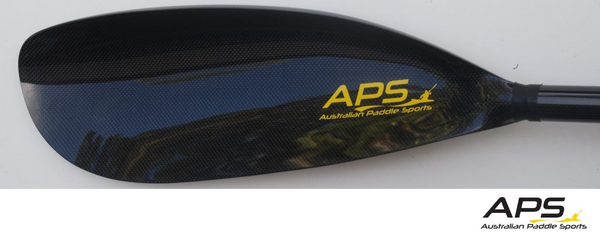 APS E-Series Paddle Medium 208-218cm - Next Level Kayaking - Hobart Tasmania Australia Paddling Coaching Shop