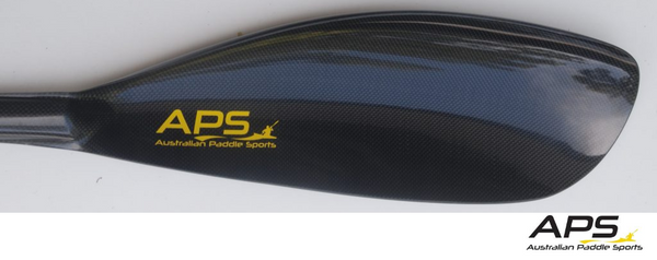 APS J-Series Paddle Small Plus 205-215cm - Next Level Kayaking - Hobart Tasmania Australia Paddling Coaching Shop