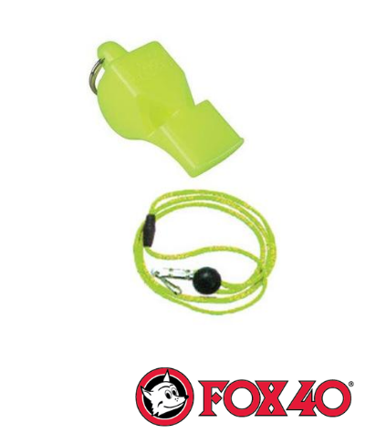 Fox 40 Marine Classic Whistle w/ Lanyard