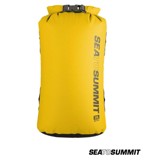 Sea To Summit Big River Dry Bag - Yellow