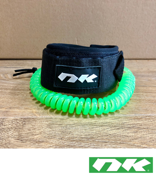 Nordic Kayaks Single Piece Leg Leash -  Next Level Kayaking - Hobart Tasmania Australia Paddling  Coaching  Shop