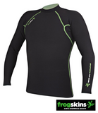 Frogskins Long Sleeve Paddling Top - Men - Next Level Kayaking - Hobart Tasmania Thermal