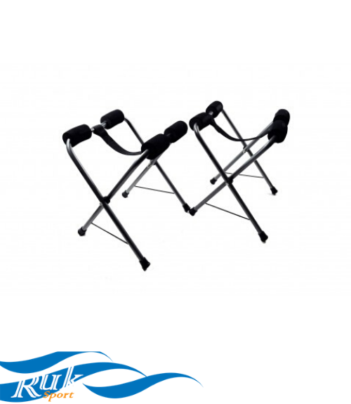 Ruk Boat Storage Trestles - Low - Next Level Kayaking - Hobart Tasmania Paddling Coaching