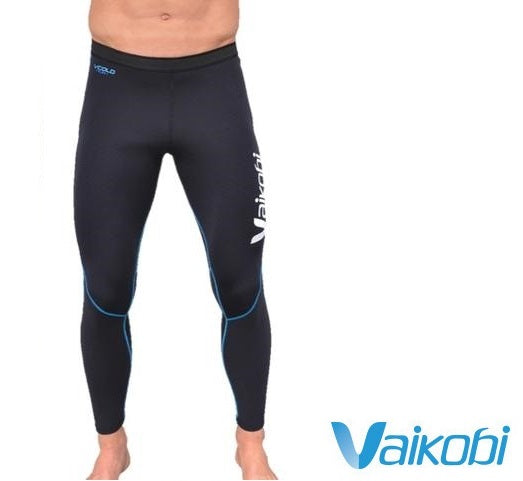 Vaikobi V COLD FLEX PADDLE PANTS - Black/Cyan