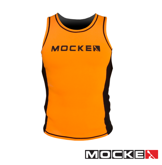 Mocke Equinox Neoprene Paddling Vest Next Level Kayaking Hobart Australia Coaching Canoe High Visibility Tasmania