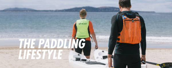 Next Level Kayaking's Ultimate Introductory Beginner Ski Package Tasmania