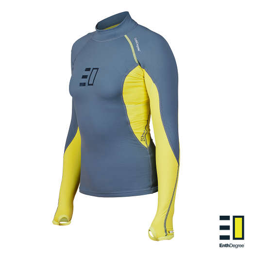 Enth Degree Bombora Long Sleeve Paddling Top Women Next Level Kayaking Tasmania Australia Paddling