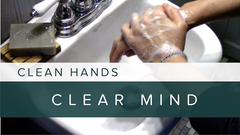 CC Ep 1: Clean hands, clear mind