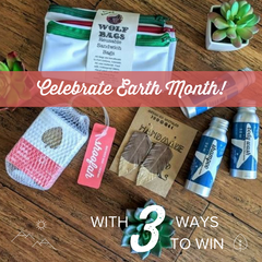 Earth Day Giveaways & Challenge
