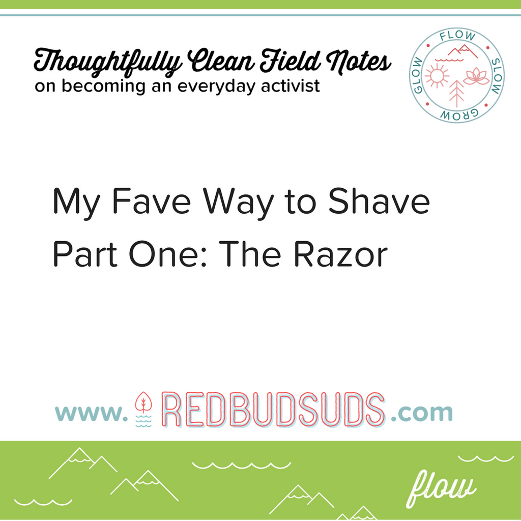My Fave Way To Shave