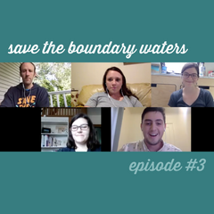 Camper Chat #3: Save the Boundary Waters