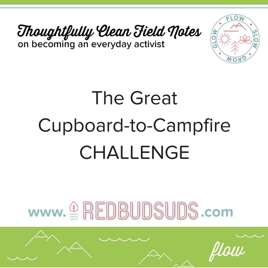The Cupboard-to-Campfire Challenge