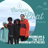 Redbudsuds Camper Chat with Moonbeam & the 3 Ks