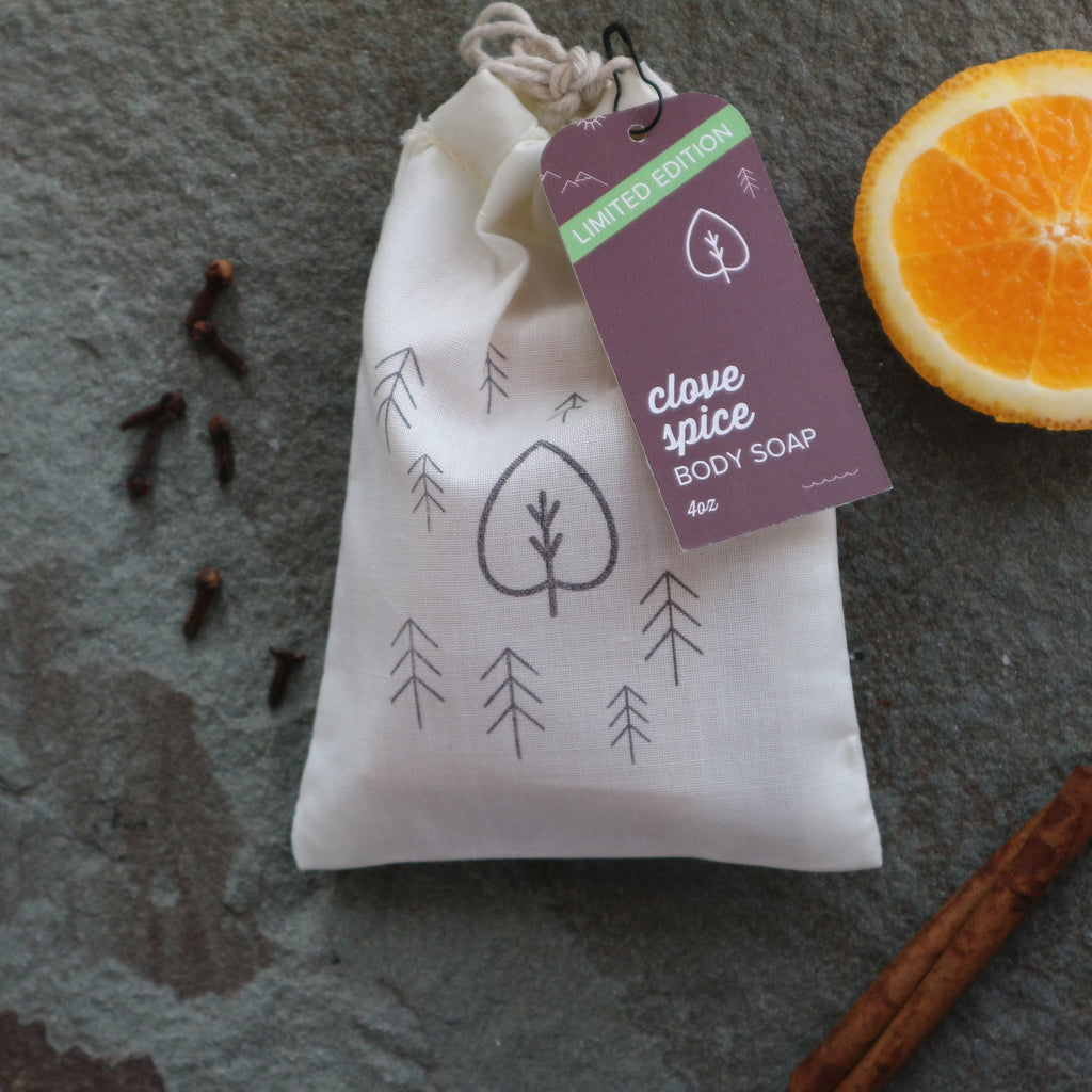 Clove Spice Seasonal Body Bar