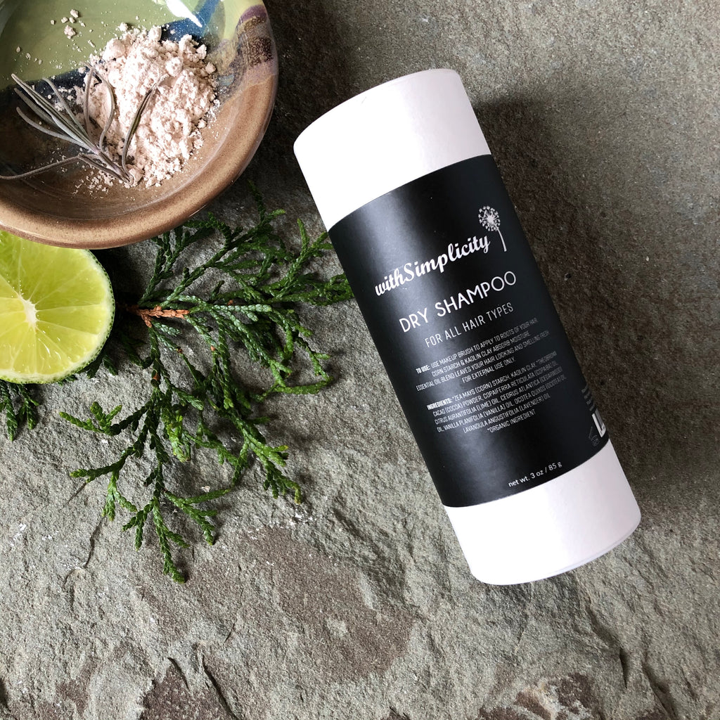 withSimplicity Dry Shampoo