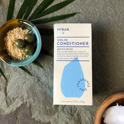 HiBAR Moisturize Conditioner Bar