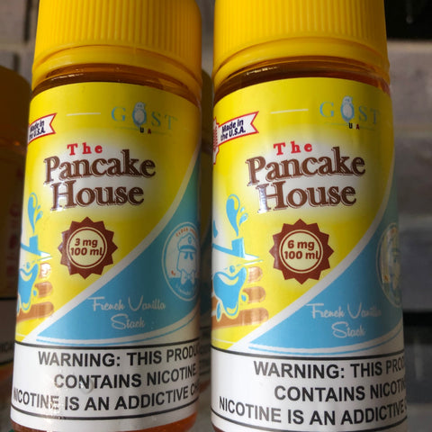Gost Pancake House 100ml