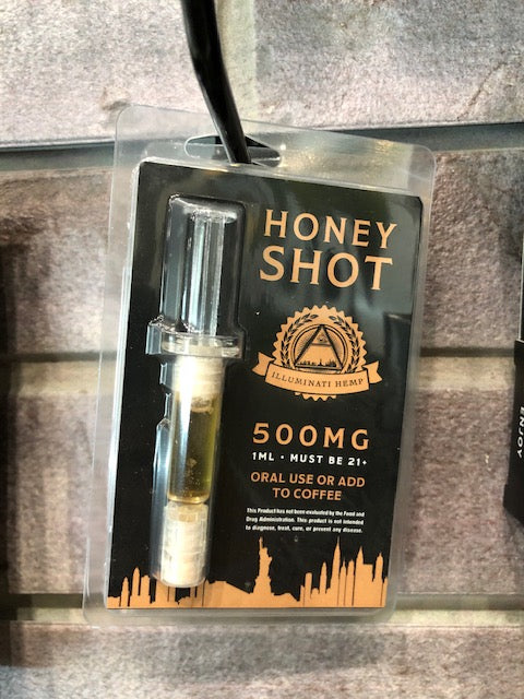 illuminati honey shot
