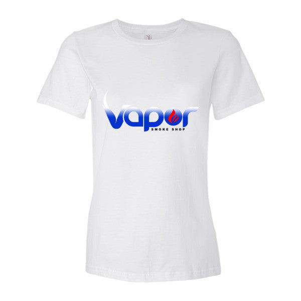 Women's short sleeve t-shirt - Vapor smoke shop  - 4
